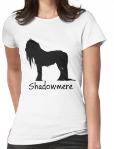 Shadowmere Womens Fitted T-Shirt