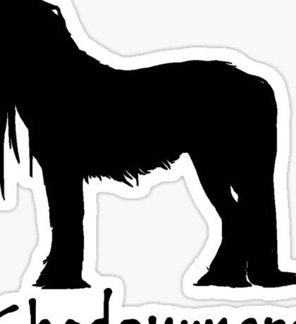 Shadowmere Sticker