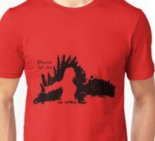 Let Me Be Brave Unisex T-Shirt