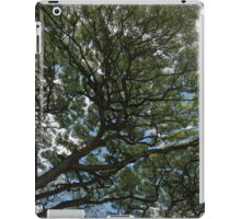 The Intricate Natural Canopy iPad Case/Skin