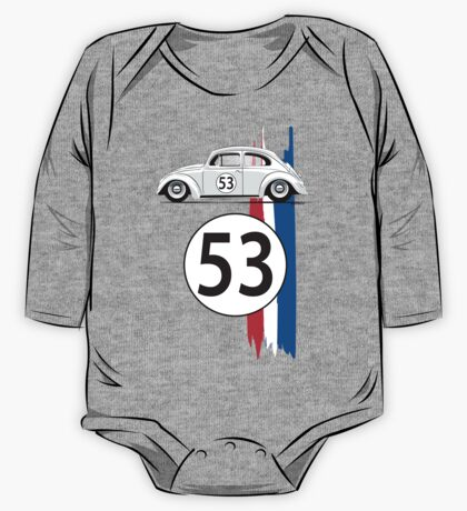 VW Beetle Herbie One Piece - Long Sleeve