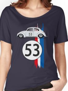 VW Beetle Herbie Women's Relaxed Fit T-Shirt