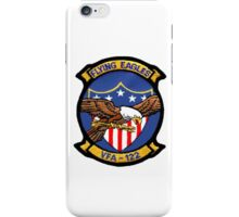 VFA-122 Flying Eagles Patch iPhone Case/Skin
