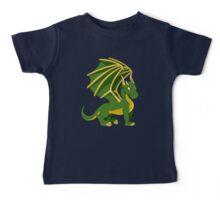 Cartoon dragon Baby Tee