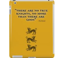 Game of Thrones - The Hound iPad Case/Skin