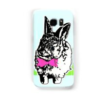 Bunny on The Grass Phone Cover. Samsung Galaxy Case/Skin