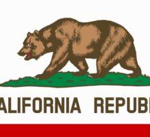 Everybody Loves a California Boy Sticker