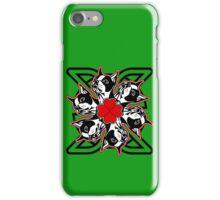 boston celtic hearts iPhone Case/Skin