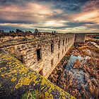 on top of the derelict fort by Art Hakker Photography