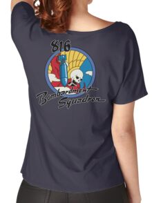 816th Bomb Squadron Insignia Women's Relaxed Fit T-Shirt