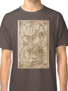 Old Maps Classic T-Shirt