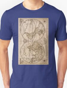 Old Maps Unisex T-Shirt