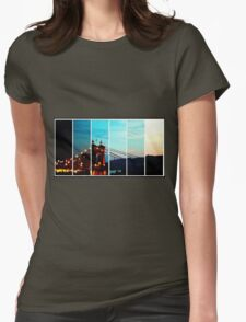 Roebling Womens Fitted T-Shirt