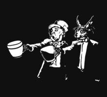 Pulp Wonderland by AngryMongo