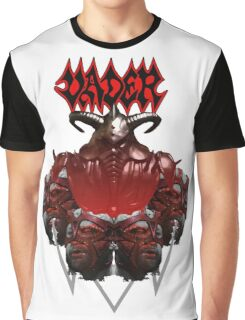 vader death Graphic T-Shirt