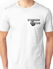 Stinson In Focus - The Tee Shirt Unisex T-Shirt