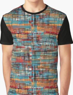 Patchwork abstract pattern.  Graphic T-Shirt