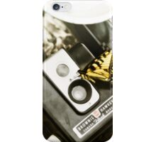 What have we here? iPhone Case/Skin