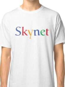 The Real Skynet Classic T-Shirt