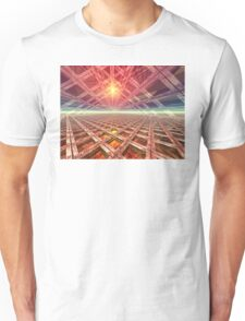 Space Portal To The Stars Unisex T-Shirt