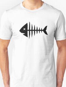 Fishbone skeleton T-Shirt