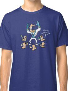 Worms war Classic T-Shirt