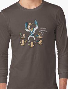 Worms war Long Sleeve T-Shirt