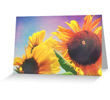 Summer Sunshine Day Greeting Card