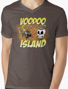 Voodoo island Mens V-Neck T-Shirt