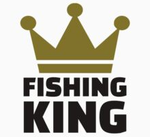 Fishing king crown by Designzz
