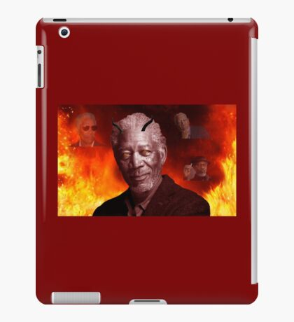 Morgan Freeman iPad Case/Skin