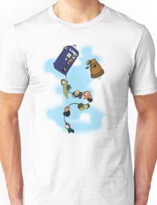 Doctor Who Tardis Ride Unisex T-Shirt