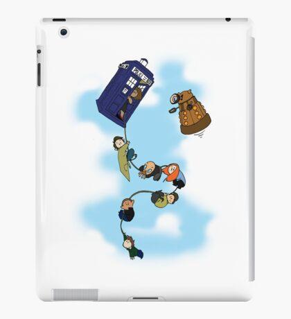 Doctor Who Tardis Ride iPad Case/Skin