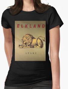 Elkland Womens Fitted T-Shirt