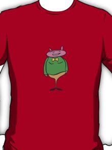 Wine Glass Man T-Shirt