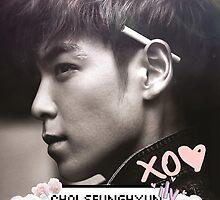T.O.P Bigbang  by kerori