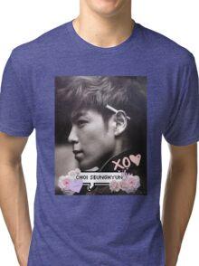 T.O.P Bigbang  Tri-blend T-Shirt