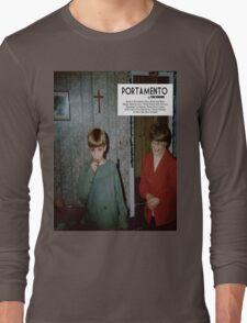 Portamento album cover Long Sleeve T-Shirt