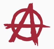 Anarchy Symbol by sweetsixty