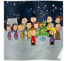 Christmas celebration children Poster