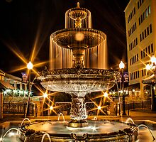 Fountain of Light  by John Cooper