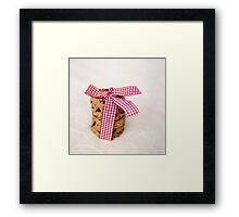 Cookies Framed Print