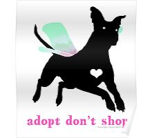 Adopt Don't Shop! Poster