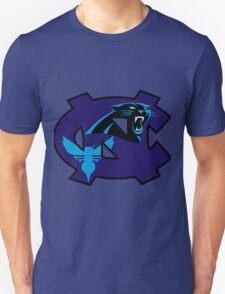 UNC Hornets Panthers Unisex T-Shirt