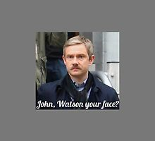 John, Watson your face? by Madamesophine