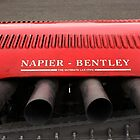 Napier Bentley - too true ! by Paul Woloschuk