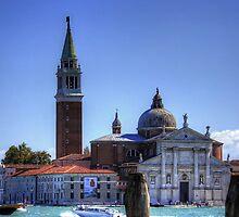 San Giorgio Maggiore Church by Tom Gomez