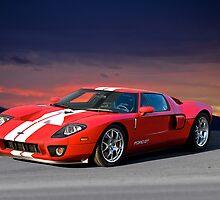 2001 Ford GT by DaveKoontz