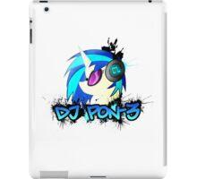 DJ Pon-3 Spray iPad Case/Skin