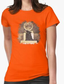 The Memory of Trees Womens Fitted T-Shirt